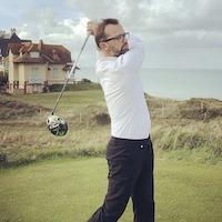 Nicolas Allain - Enseignant Cabourg Golf Public